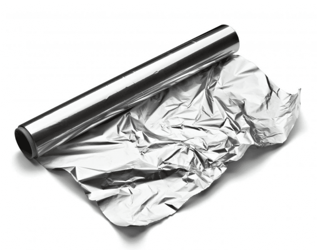 Why you shouldn t cook your food on aluminum foil for Aluminum cuisine