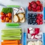 Wholesome Lunch Box Snacks for the Whole Family | www.kitchencon