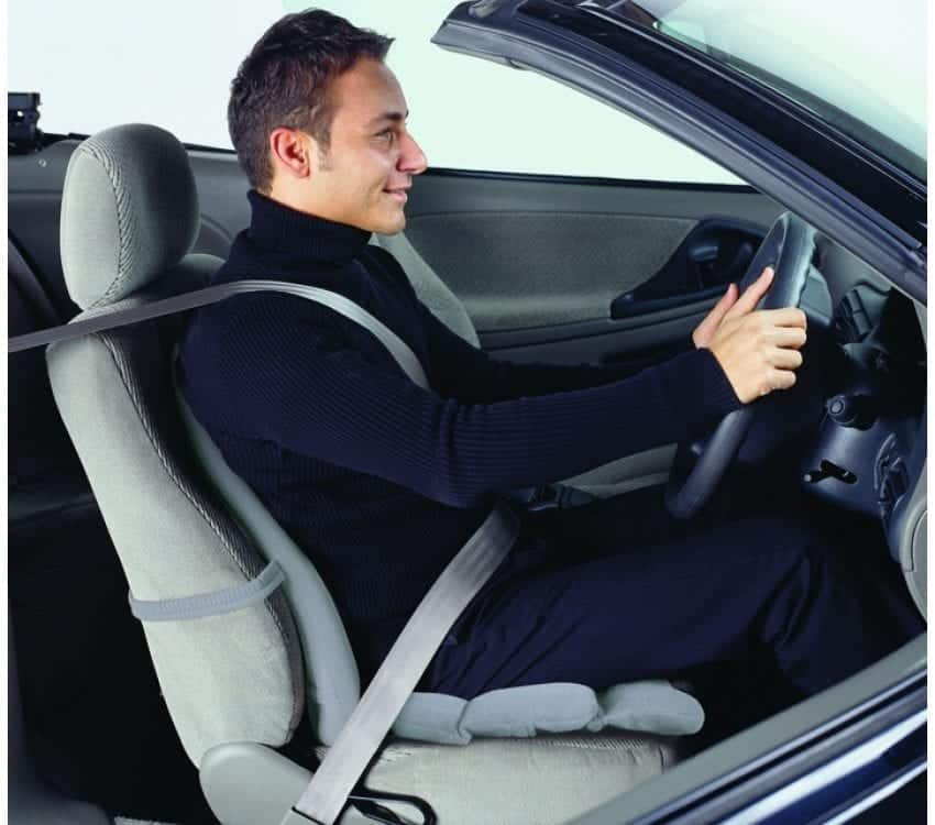 Car Lumbar Supports - Should You Use One?
