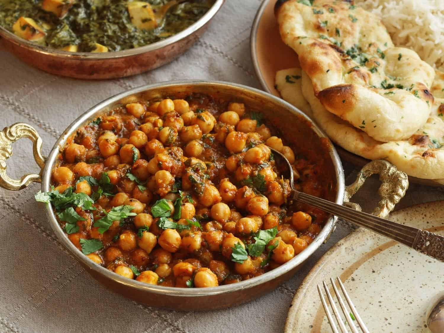 Recipe Of The Month: Chana Masala - Mississauga ...